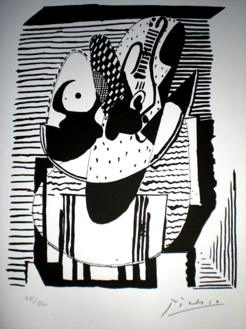 Picasso Lithografie