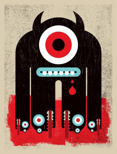 Aesthetic Apparatus  Michael Byzewski musik art musik posters art of rock musikposter music designe