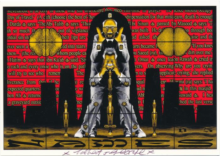 Gilbert & George contemporary art buy print siebdruck poster art Multiple Gilbert & George contemporary art buy print siebdruck poster art Multiple Names