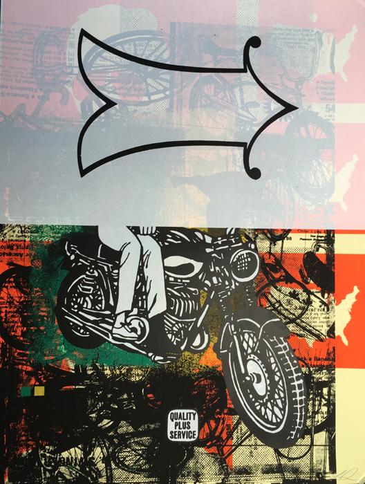 Aesthetic Apparatus  Michael Byzewski musik art musik posters art of rock musikposter music design