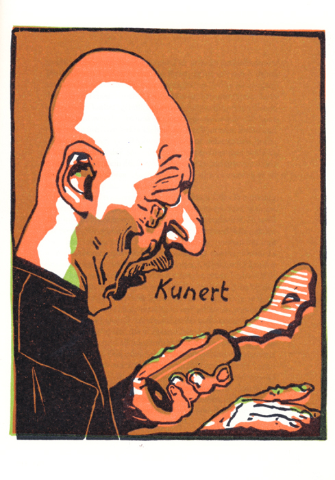 kunert  Lithografie Johannes Grützke Holzschnitt Radierung Schabradierung Offsetdruckt Druckgrafik Kaltnadelradierung