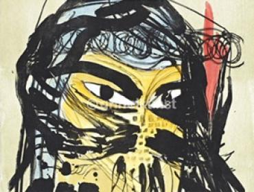 Jonathan Meese contemporary art buy art print