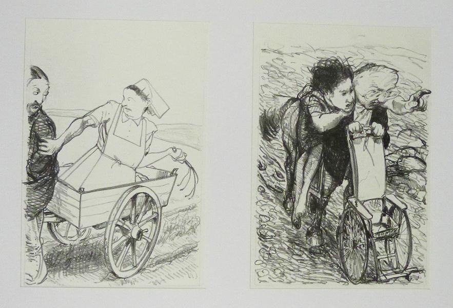 vierzig Steinzeichnungen Lithografie Johannes Grützke Holzschnitt Radierung Schabradierung Offsetdruck Druckgrafik